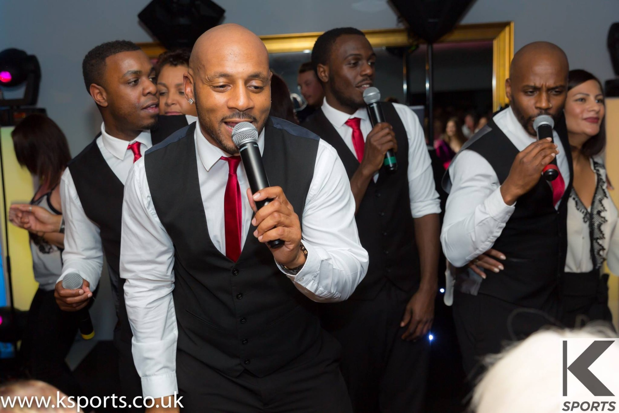 Promo Men Of Motown  London