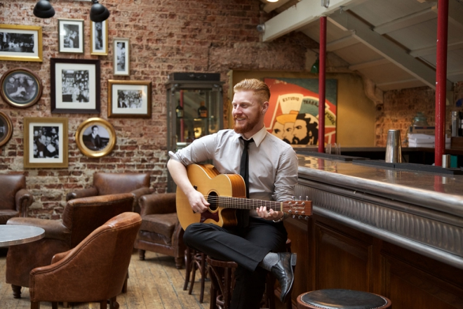 Promo Kris Solo Classical Guitarist London