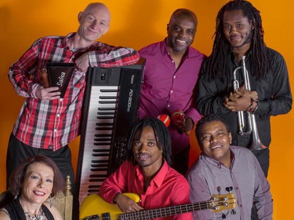 Promo La Banda Latin, Salsa or Cuban Band London