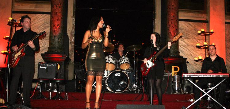 Promo La Frontera Pop, Soul and Funk Band Liverpool, Merseyside