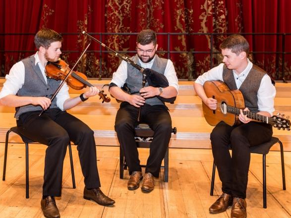Promo Last Tango In Harris  Glasgow