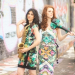 Promo Volts Duo Violin & Saxophone Duo Greater Manchester