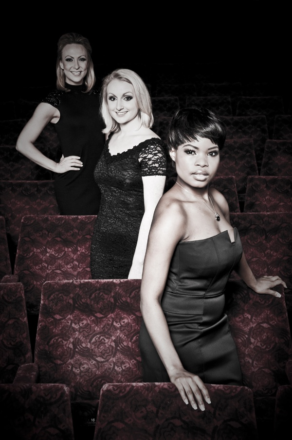 Promo Cabaret Sensation Cabaret Vocal Trio Surrey