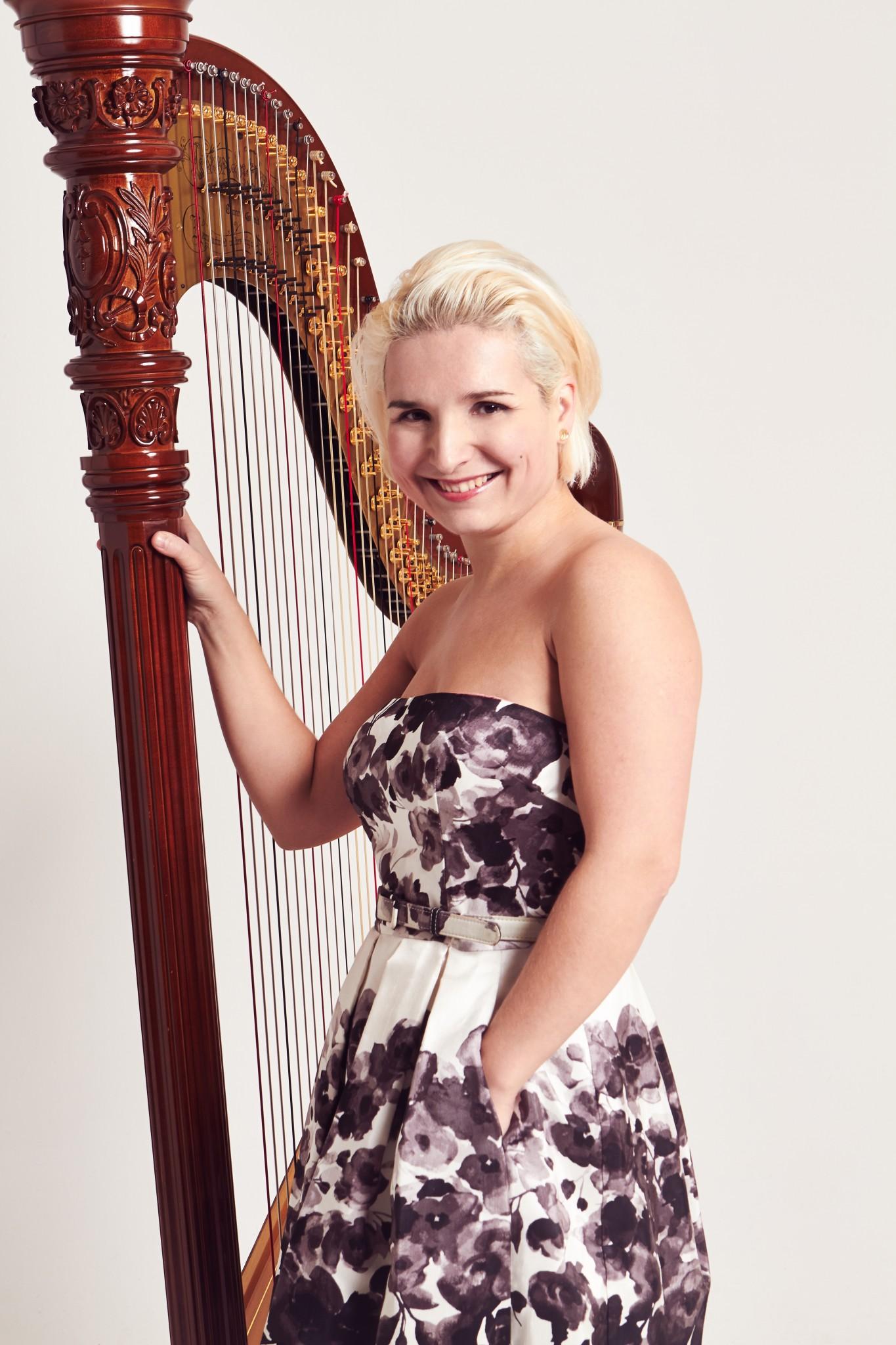 Promo The Wedding Harpist  London