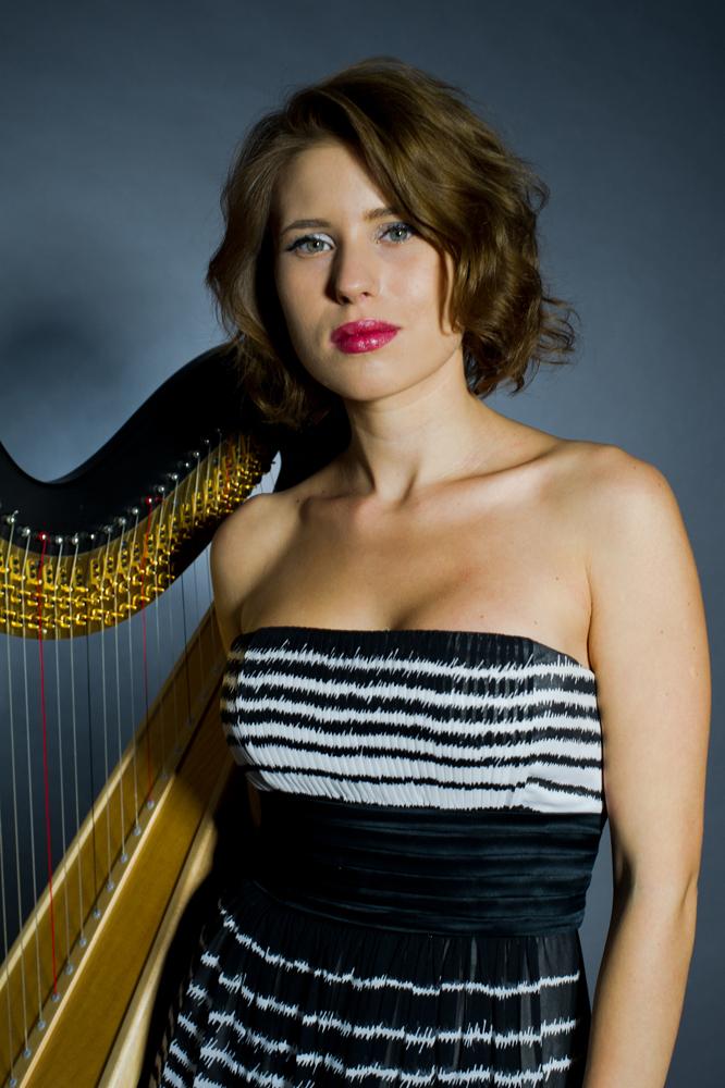Promo Lera Harpist  London
