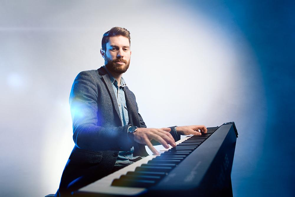 Promo Liam Francis Pianist Greater Manchester