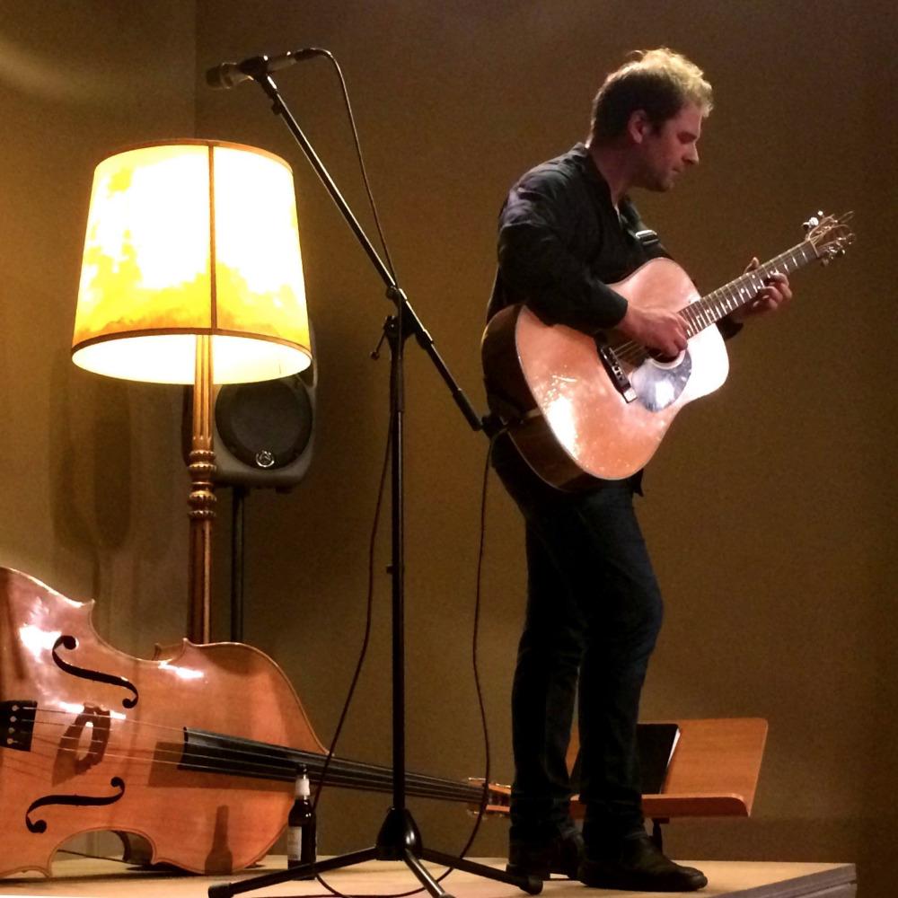 Promo Chris Acoustic Solo Singer/Guitarist Shropshire