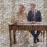 Promo Live Photo Mosaic Photo Booth Leicestershire