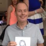 Promo John Roberts Caricaturist Cheshire