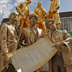 Promo Living Human Statues  Northamptonshire