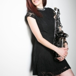 Promo Lizzie B Sax Saxophonist Greater Manchester
