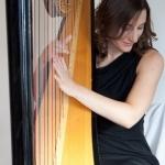 Promo Cecile Harpist Harpist London