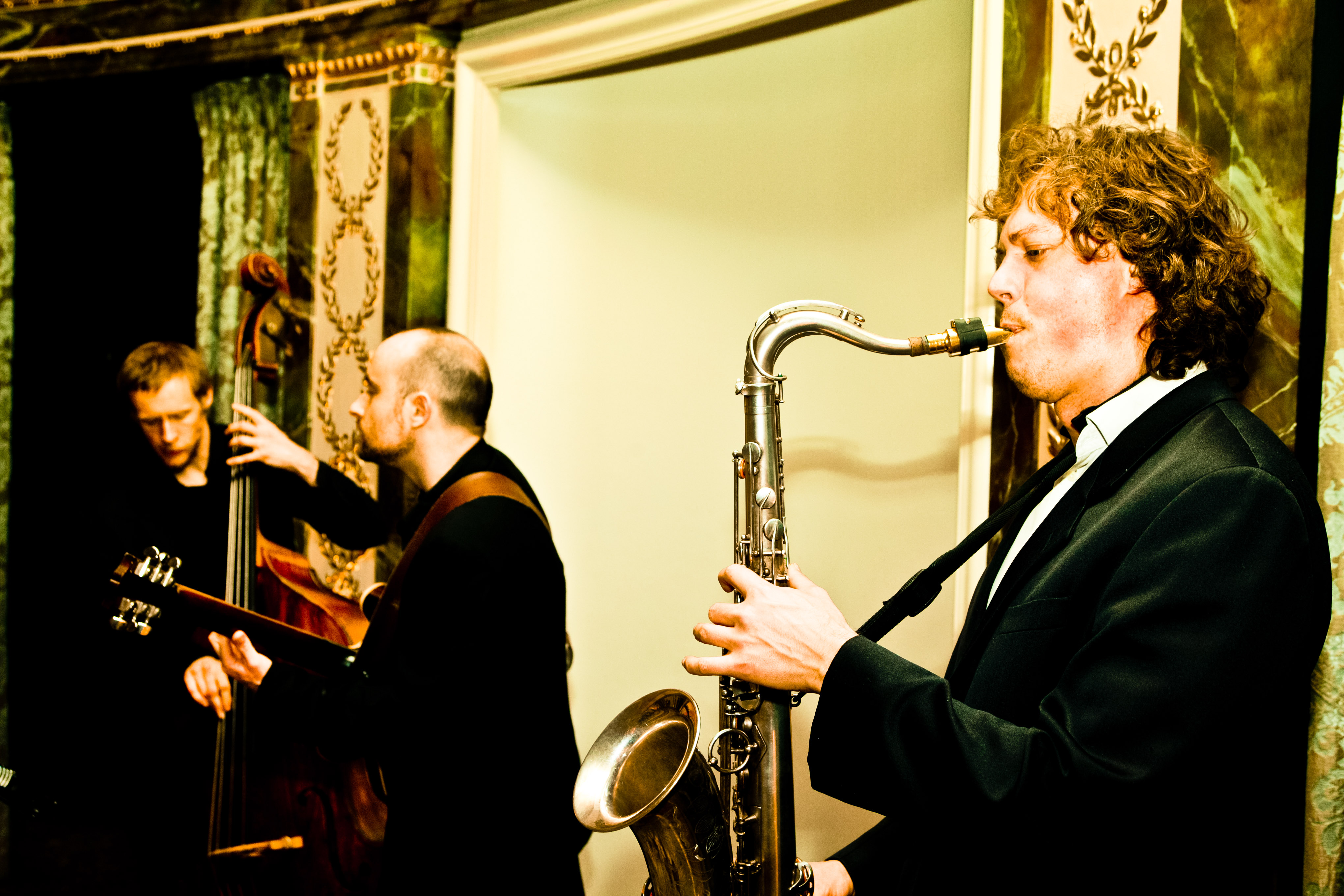 Promo Jazz Junction Jazz Band Bath, Somerset