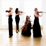 Promo Trafalgar String Quartet  London