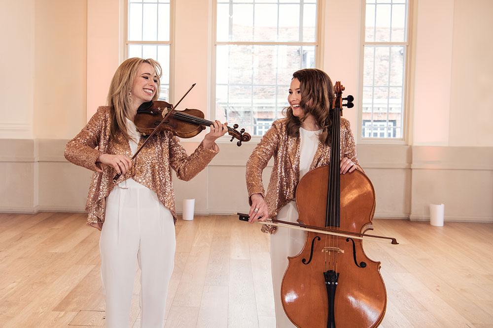 Promo London Pop Strings Contemporary String Ensemble London