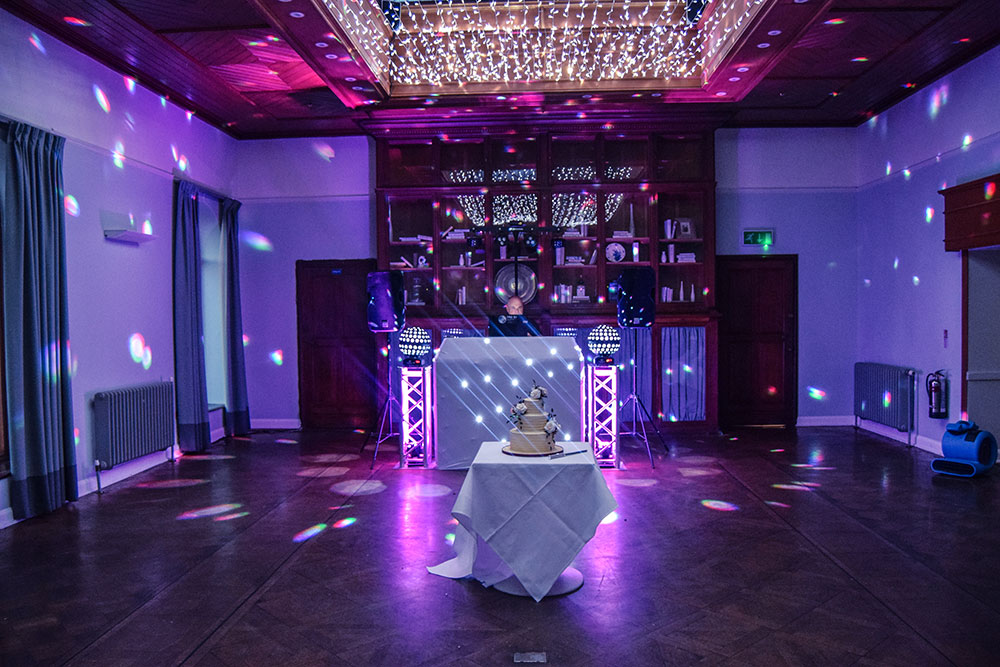 Promo London Pro DJs Wedding DJ London
