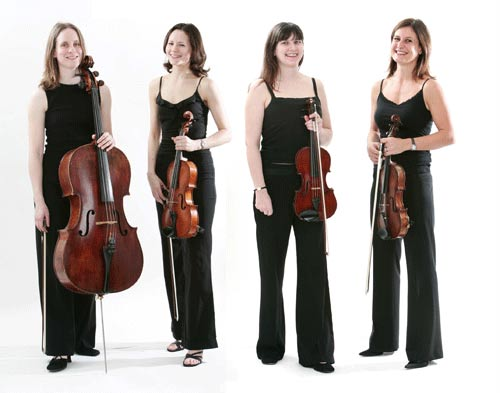 Promo London Strings String Quartet London