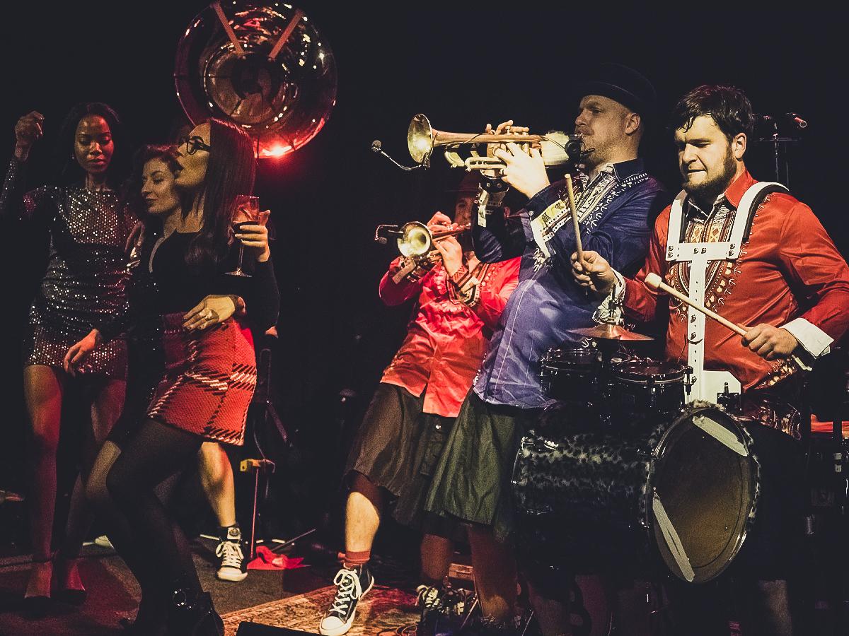 Promo Long Legged Brass Brass Band Lancashire