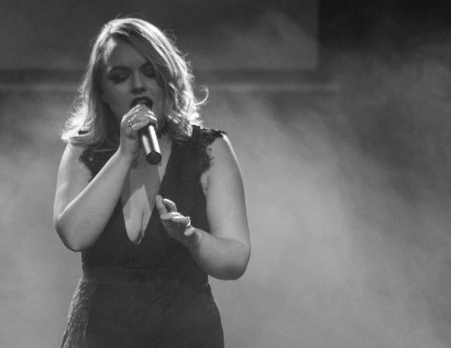 Promo Francesca Adams Solo Singer West Yorkshire