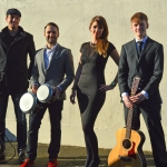 Promo The Alua Quartet Pop Songs in a Latin Style London