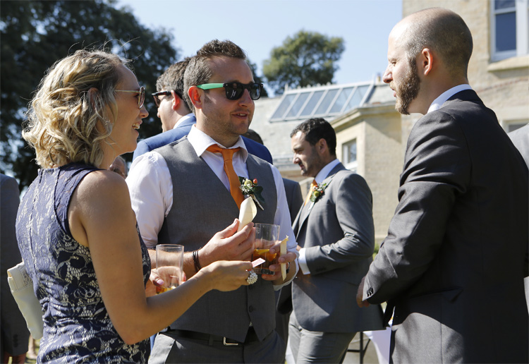 Promo Exquisite Wedding Magician Chris Magician Dorset
