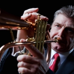 Promo Trumpet Player Malcolm Lewis Solo Jazz Trumpeter Swansea, West Glamorgan