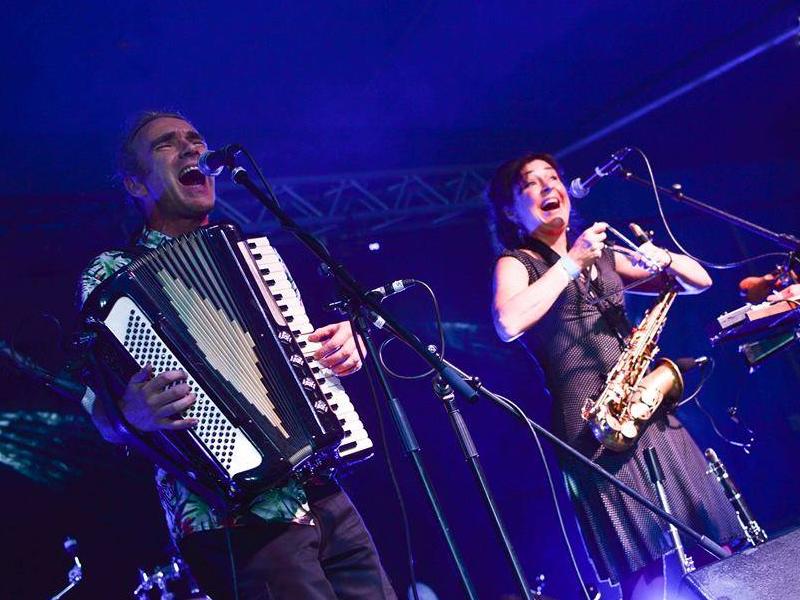 Promo Mamba Rumba Latin, Salsa and Jazz Duo East Yorkshire