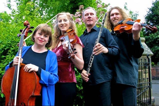 Promo Manchester Wedding Quartet Classical Quartet Greater Manchester
