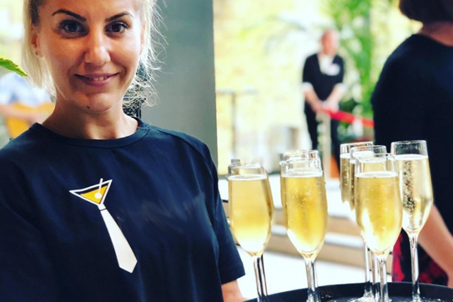 Promo Mario Bartenders Bartender Hire Berkshire