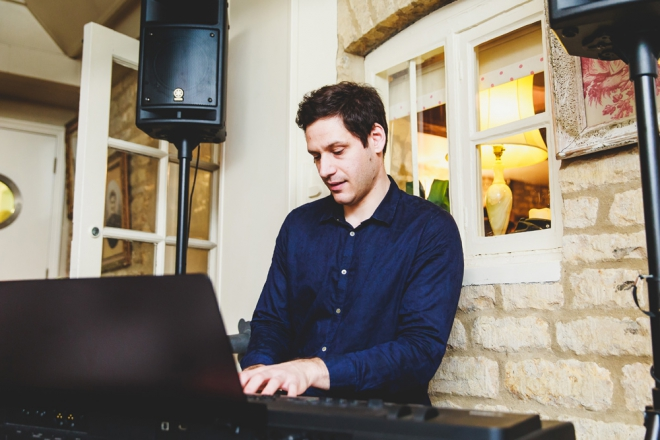 Promo Mark F Pianist Lincolnshire