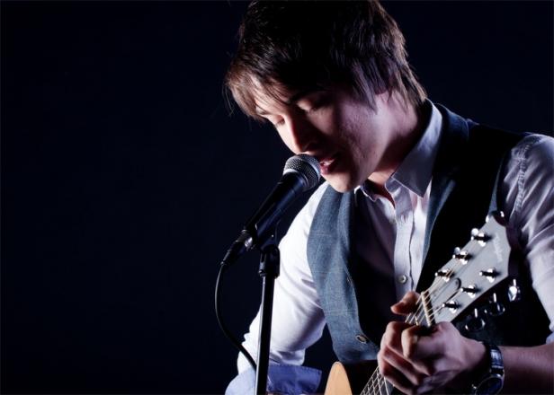 Promo Matt Hardy Solo Singer Guitarist Nottinghamshire