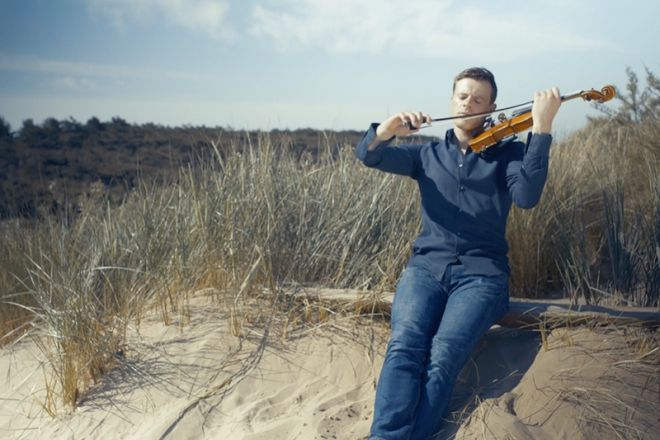 Promo Matthew The Violinist Classical Musician Greater Manchester
