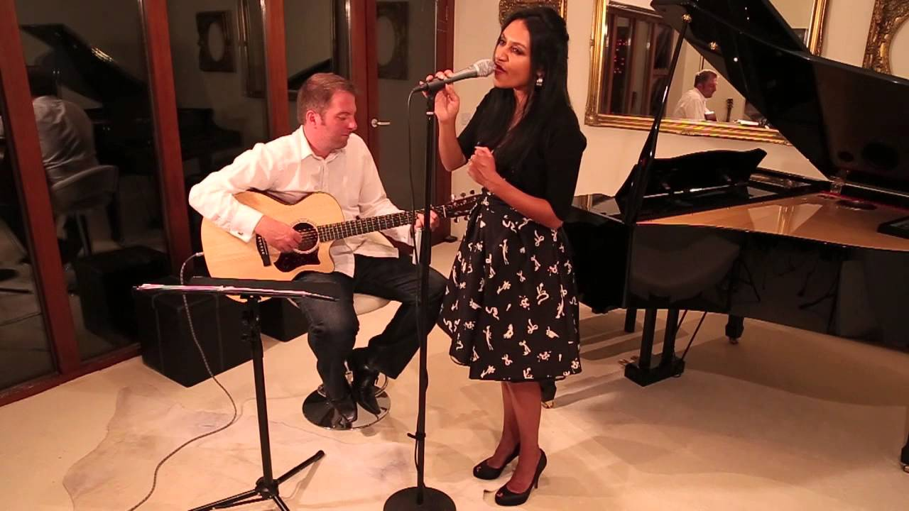 Promo The Facets Acoustic Duo Berkshire