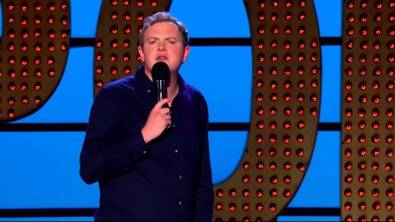 Promo Miles Jupp Comedian London