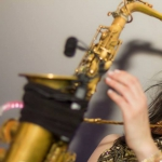 Promo Sophia Plays Sax Saxophonist Chester, Cheshire