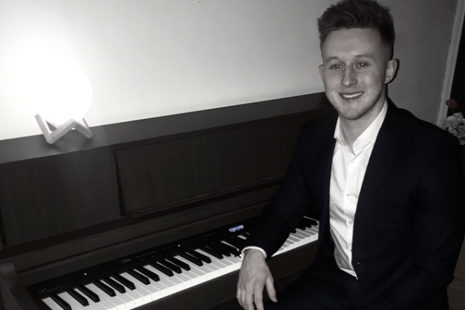 Promo MD Weddings Pianist Wiltshire