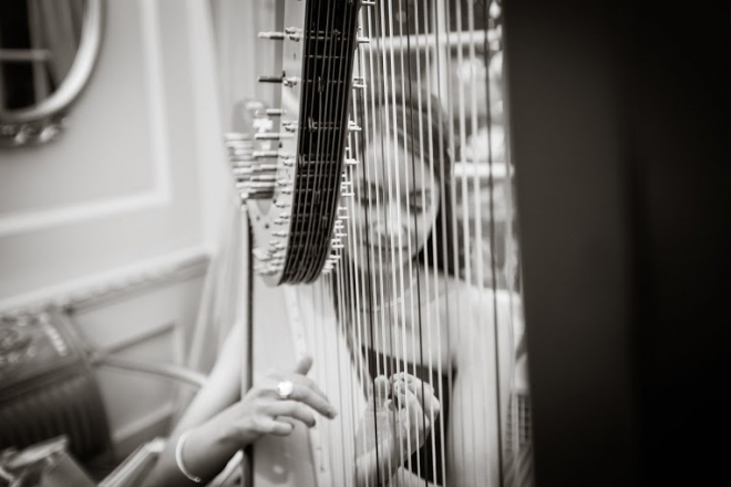 Promo Melissa (Harpist)  London