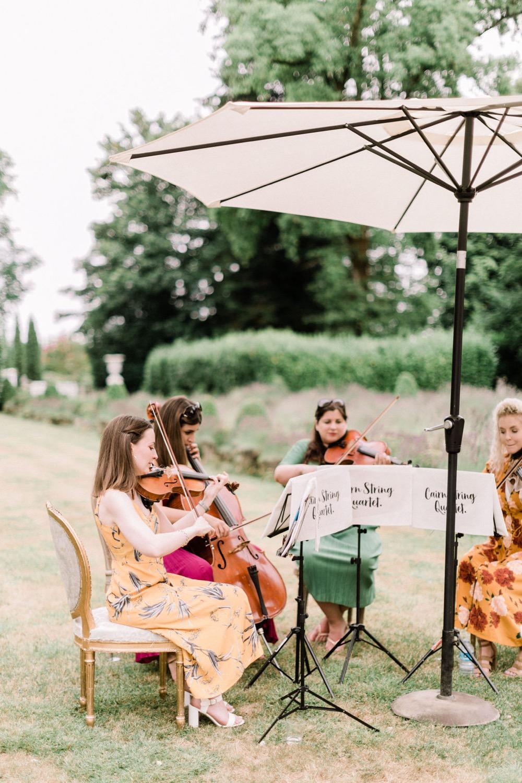 Promo Cairn String Quartet  Glasgow