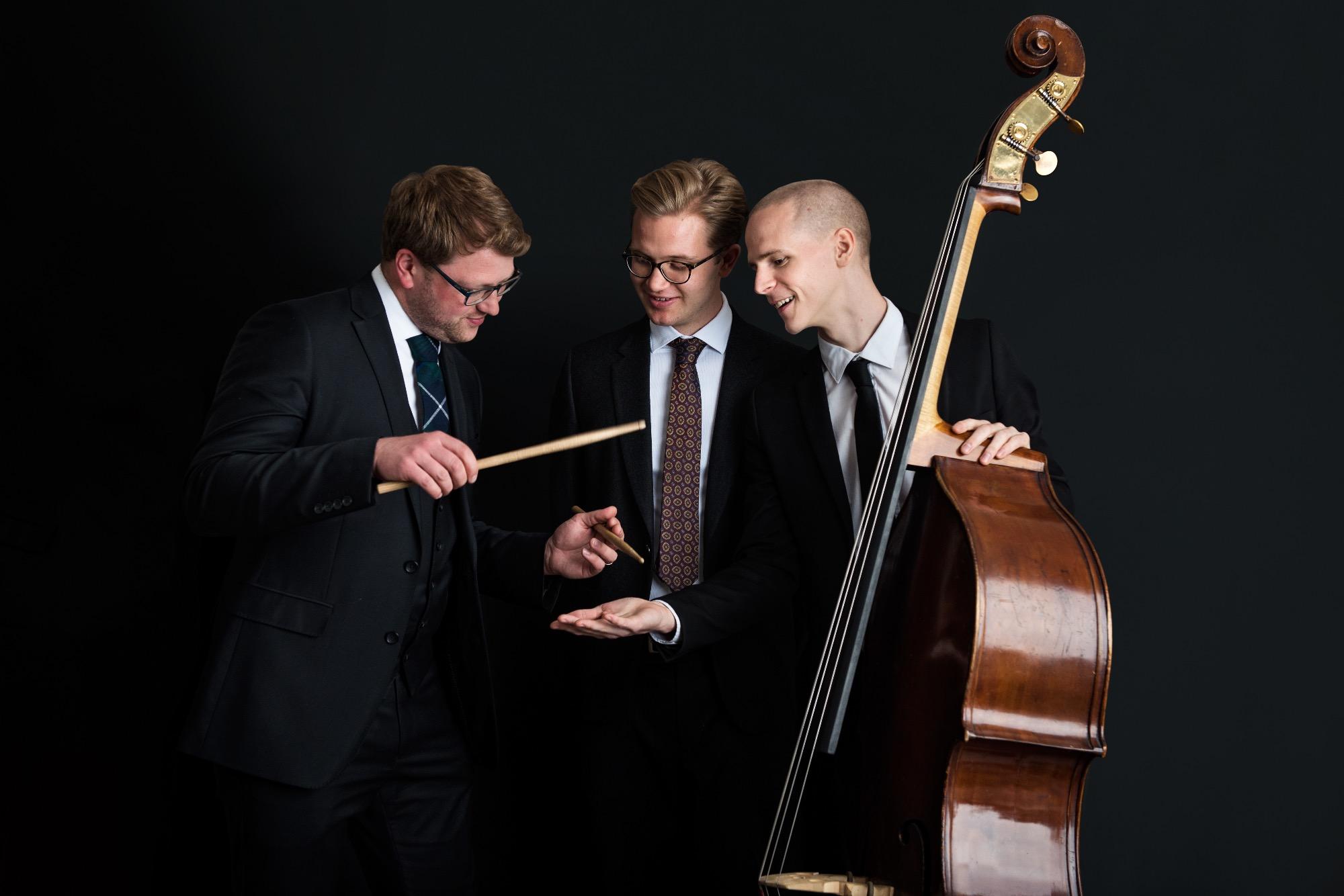 Promo Full House Jazz Band London