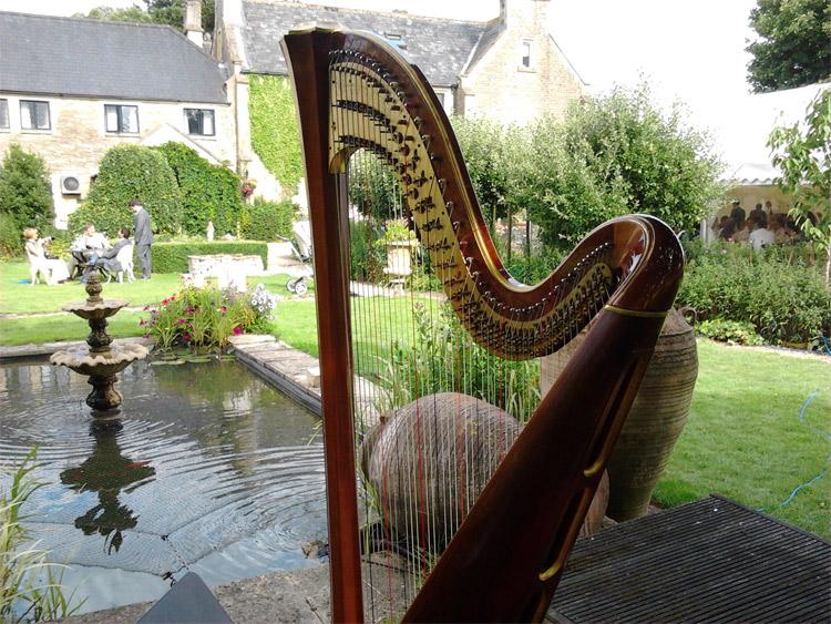 Promo M F Harp (Harpist) Harpist Bristol, Somerset