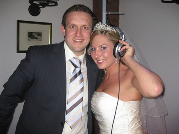Promo Michael Scott Wedding DJ Cheshire
