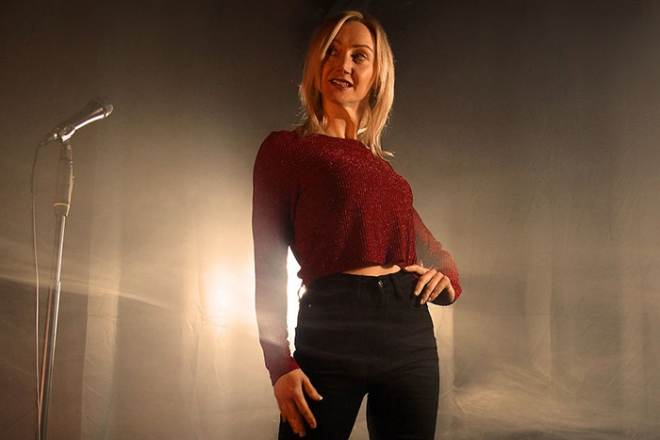 Promo Michelle K Solo Singer With Tracks Staffordshire