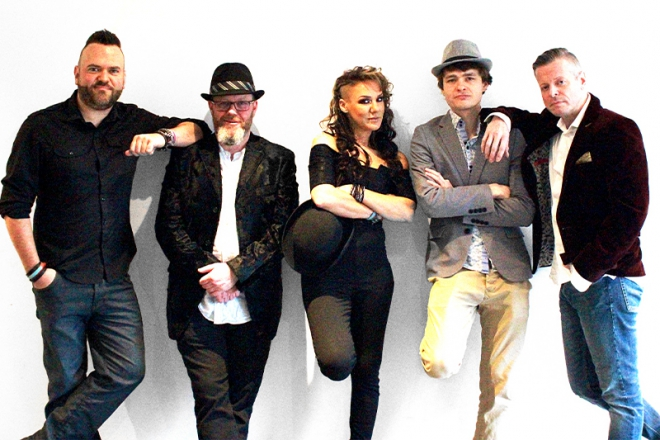 Promo Midnight Soul Soul Band Essex