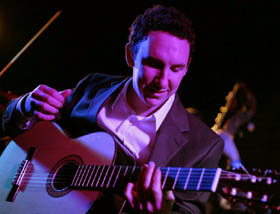 Promo Mike Williams Classical Guitarist Hertfordshire