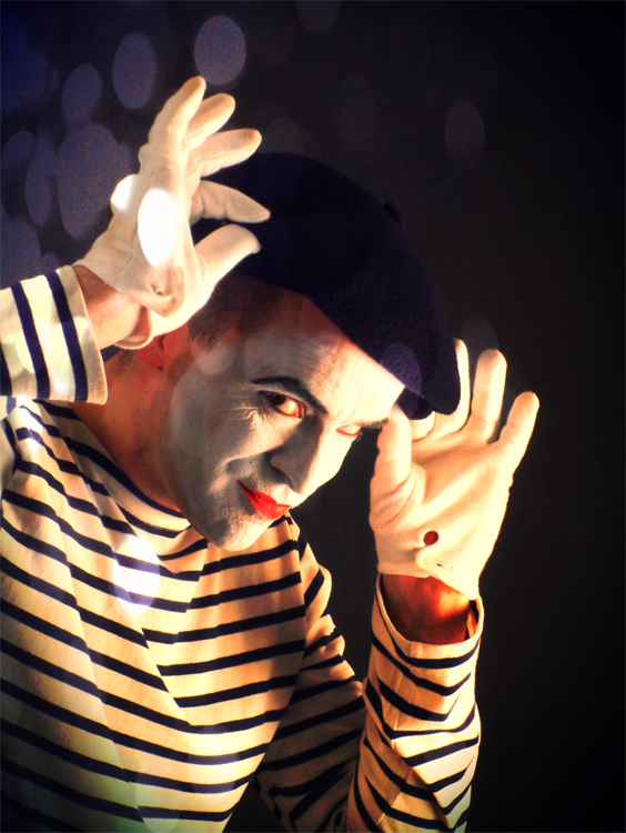 Promo Mime Artists Inc Mimes Oxfordshire