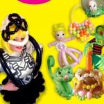 Promo Miss Balloonist  Hertfordshire