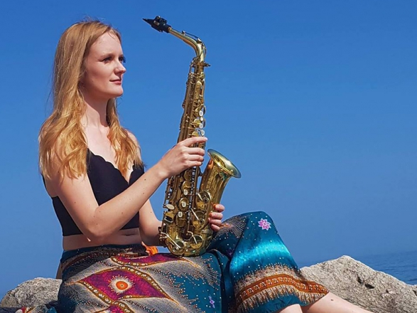 Promo Missy E Saxophonist East Sussex