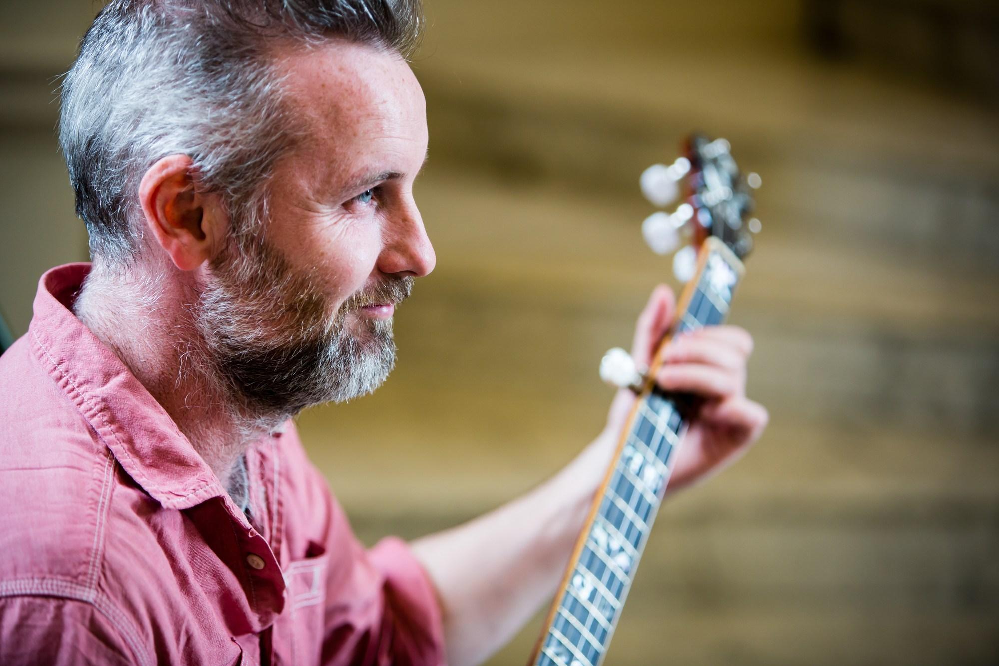 Promo The Banjo Guy  Penzance, Cornwall