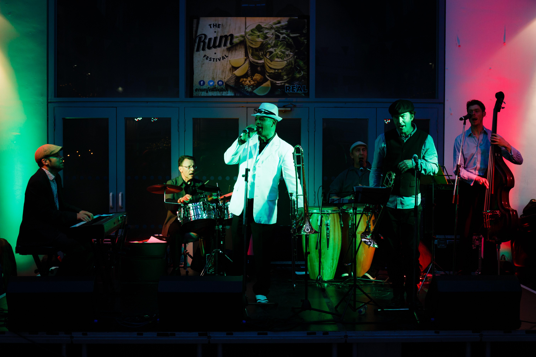 Promo Cuban Mojito Latin, Salsa or Cuban Band Manchester
