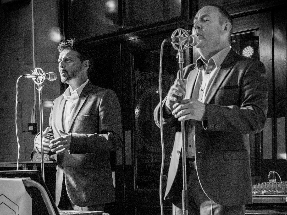 Promo Mood Swing Swing & Rat Pack Band Merseyside